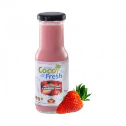 CocoFresh Strawberry Smoothie 200 ml