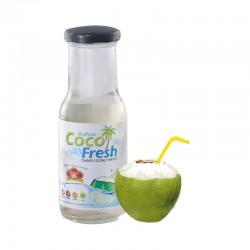 CocoFresh Glass Bottle 200 ml