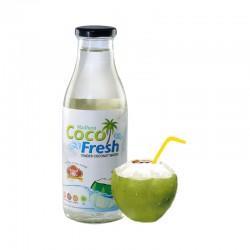 CocoFresh Glass Bottle 500 ml