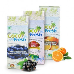 Tender Coconut Water and Blend assorted pack